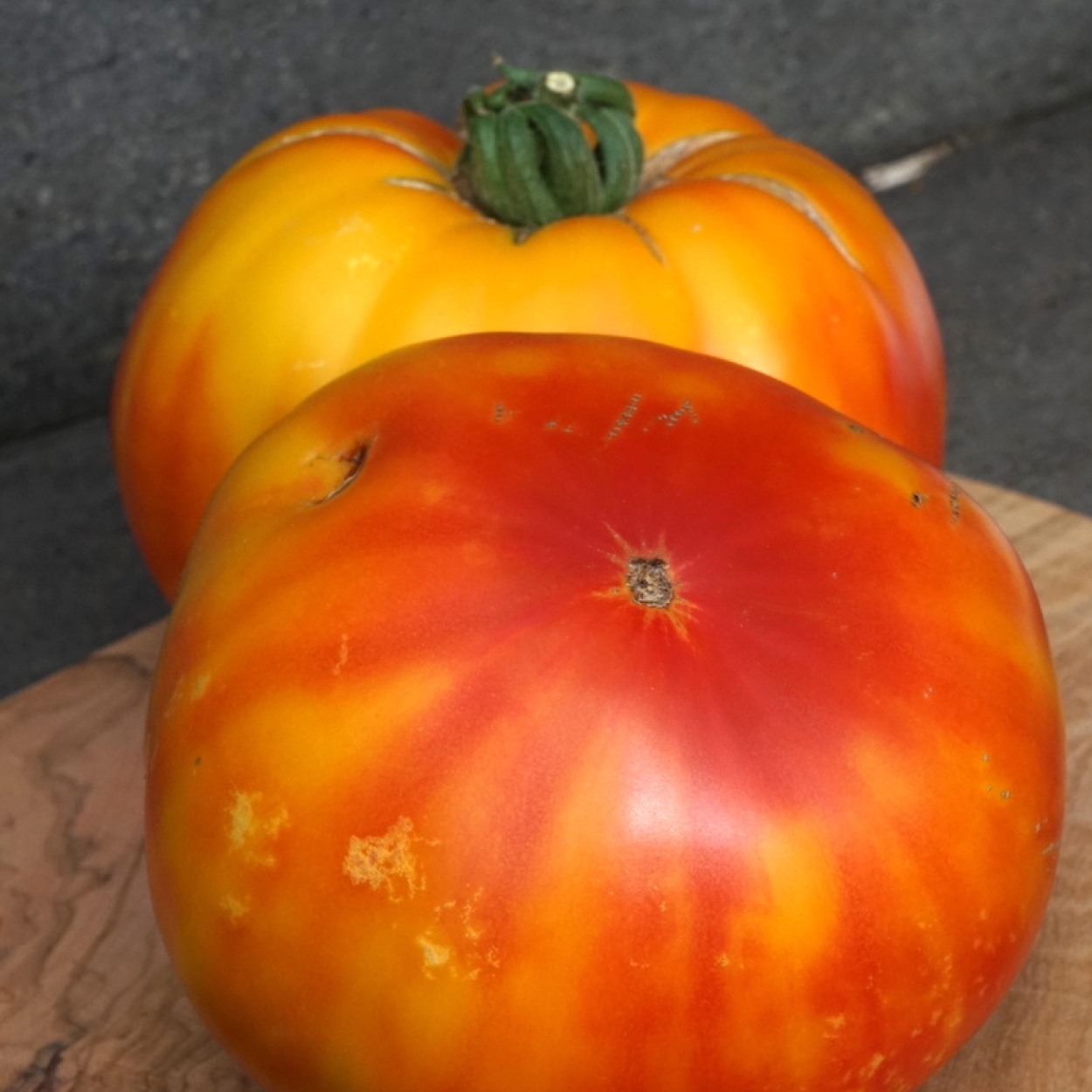 Tomate: Old German